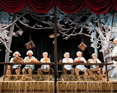 Yllätyskäänne Seitsemän veljestä -näytelmässä! Yksi veljeksistä vaihtuu - uutta etsitään nopealla aikataululla