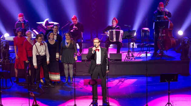 joulukonsertti | Teatterimatka.fi